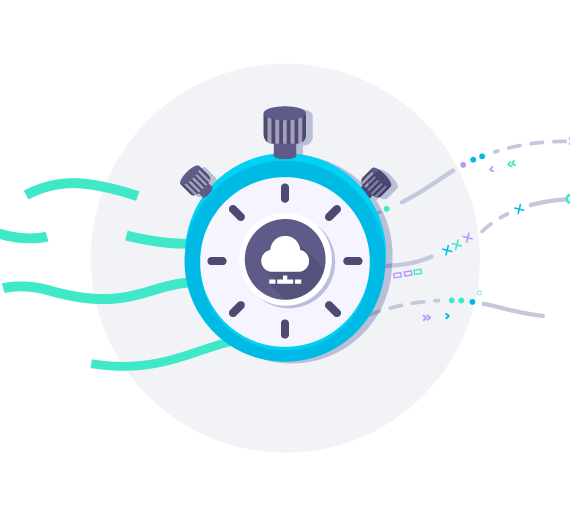 Consolidate all data in real time.