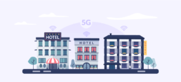 wifi and 5G for hotels
