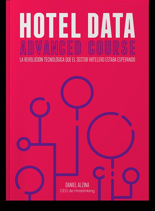 Portada libro Hotel Data Advanced Course