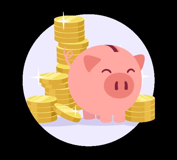 Analiza el ahorro que obtienes