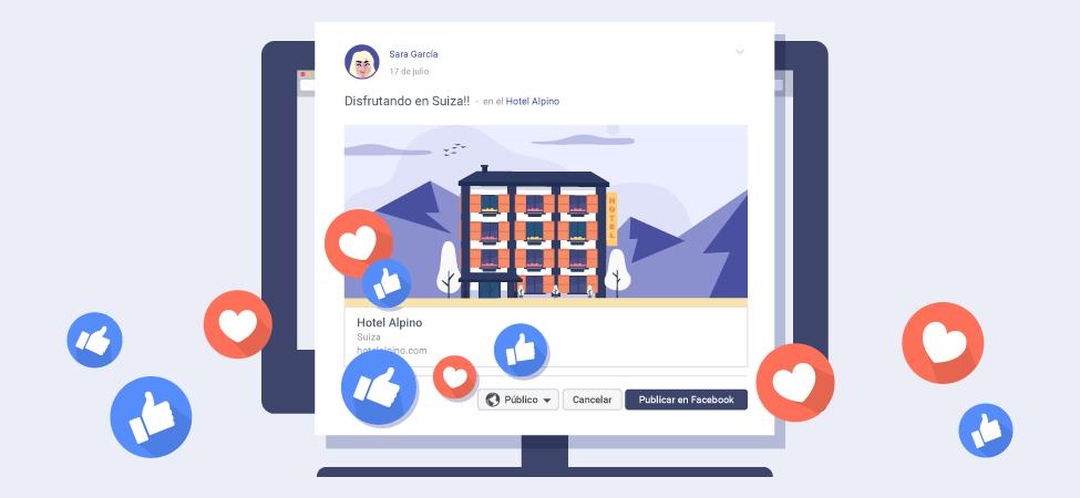 hotel en redes sociales
