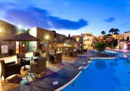 Terraza de BLUESEA Hotels